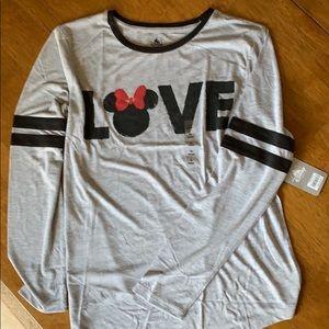 Disney Minnie Mouse Longsleeve T-shirt